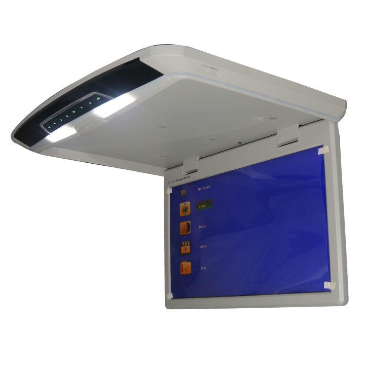 Profesjonalny Monitor podsufitowy V&S  ver. PREMIUM  Super Slim Longlife LED Technology