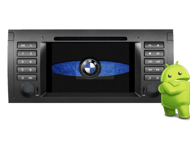 V&S Nawigacja BMW E38, E39, E53 Android - Line PL