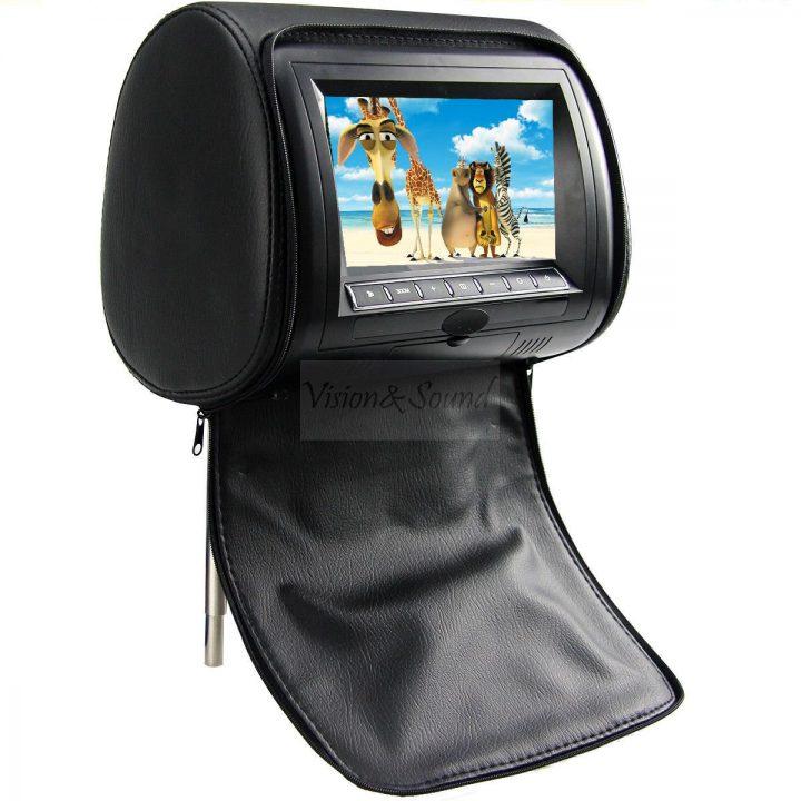 V&S 7 HD TFT Sharp LED PREMIUM DVD,SD,USB,GRY