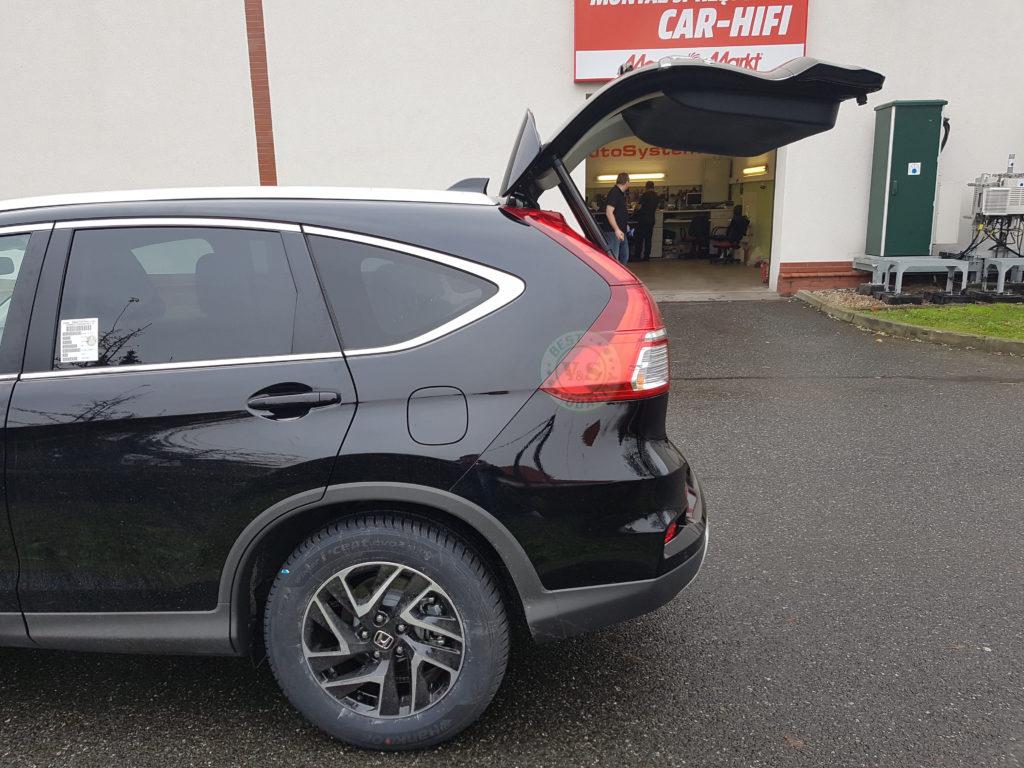 Inteligentny system otwierania i zamykania klapy bagażnika Honda CR-V 2012 - 2018