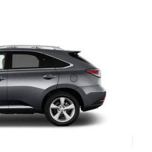 Inteligentny system otwierania i zamykania klapy bagażnika Lexus RX 270 2013 -2015