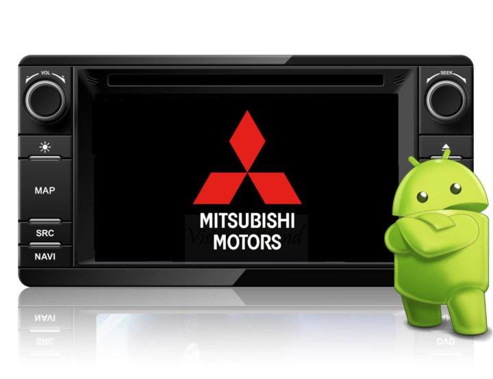 mitsubishi outlander android