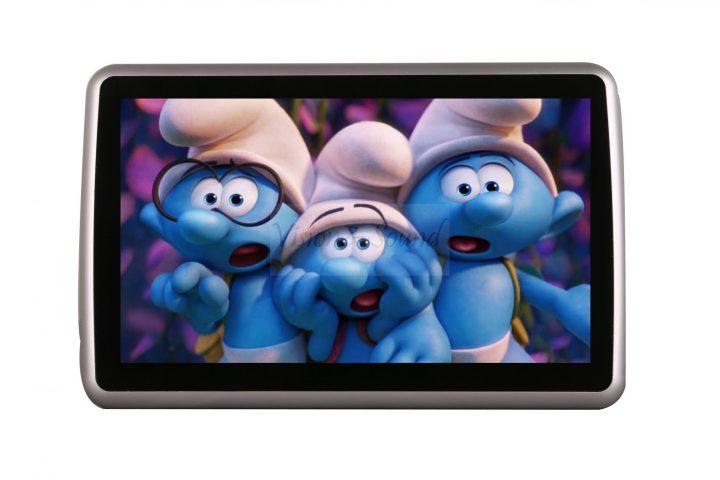 V&S Profesjonalny Monitor Multimedialny 10,1 cala DVD ver. 2020 HD