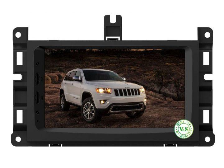 nawigacja jeep grand cherokee 2014