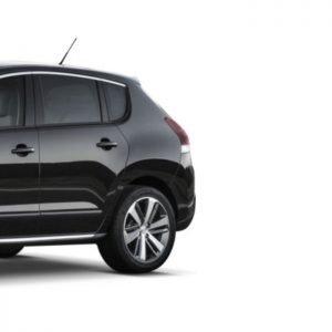 Inteligentny system otwierania i zamykania klapy bagażnika Peugeot 3008 2016 >