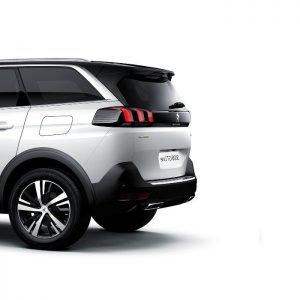 Inteligentny system otwierania i zamykania klapy bagażnika Peugeot 5008 2017 >