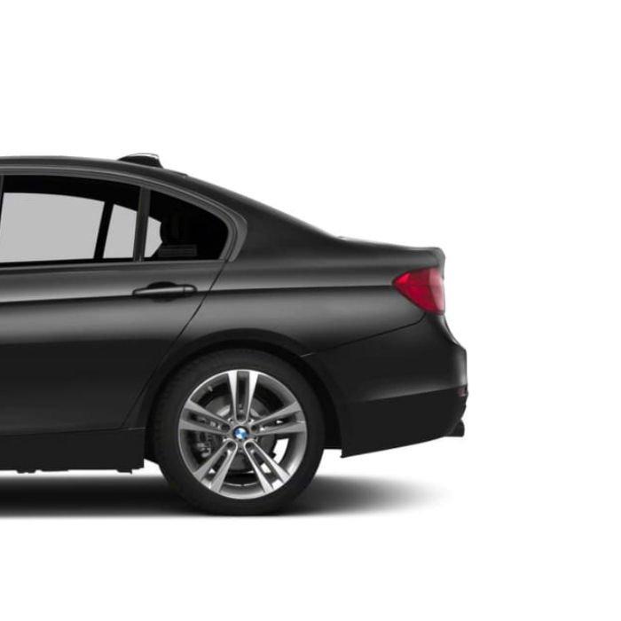 BMW 3 tyl