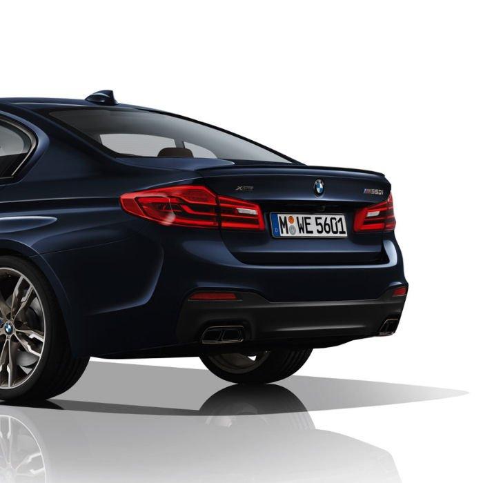 Inteligentny system otwierania i zamykania klapy bagażnika BMW 5 2017 >
