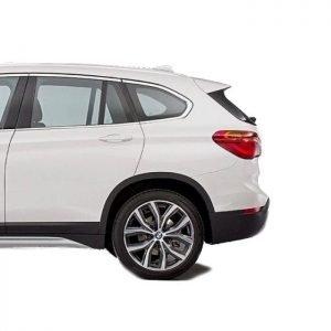 Inteligentny system otwierania i zamykania klapy bagażnika BMW X1 2016 >