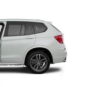 Inteligentny system otwierania i zamykania klapy bagażnika BMW X3 2016 >