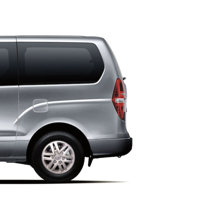 Inteligentny system otwierania i zamykania klapy bagażnika Hyundai H1 2013 - 2015