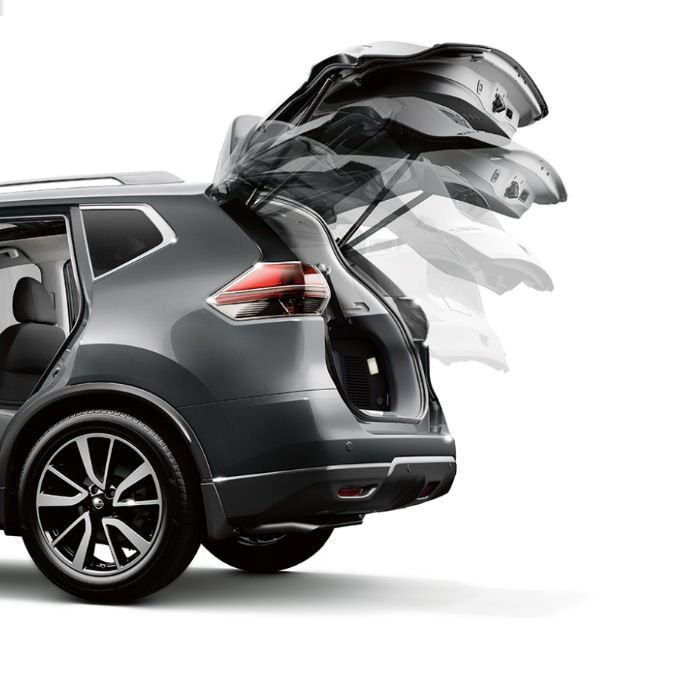 Nissan X-Trial tyl