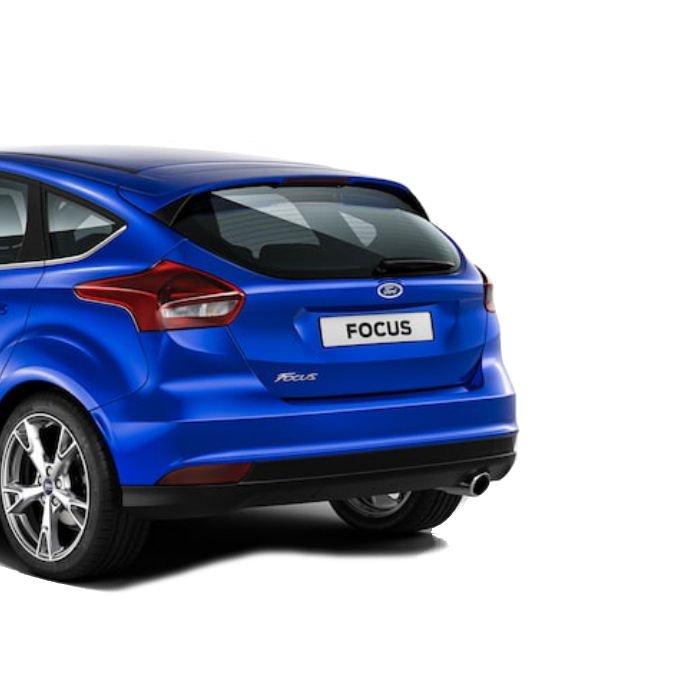 Inteligentny system otwierania i zamykania klapy bagażnika Ford Focus 2014 - 2015