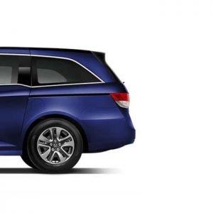 Inteligentny system otwierania i zamykania klapy bagażnika Honda Odyssey 2016 >