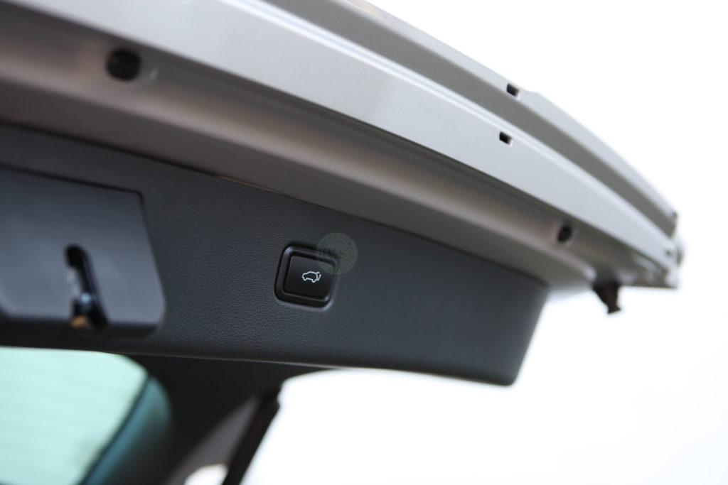 Inteligentny system otwierania i zamykania klapy bagażnika Hyundai Tucson 2015 - 2017