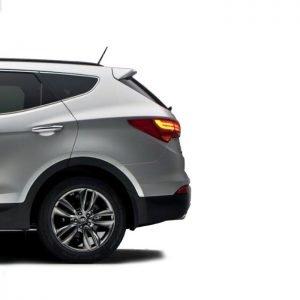 Inteligentny system otwierania i zamykania klapy bagażnika Hyundai IX 45 2017 >