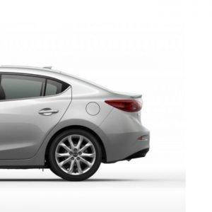 Inteligentny system otwierania i zamykania klapy bagażnika Mazda 3 2011 - 2015