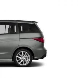 Inteligentny system otwierania i zamykania klapy bagażnika Mazda 5 2011 - 2015