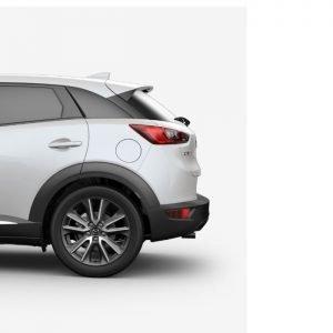 Inteligentny system otwierania i zamykania klapy bagażnika Mazda CX 3 2015 >