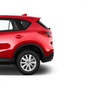 Inteligentny system otwierania i zamykania klapy bagażnika Mazda CX 4 2016 >