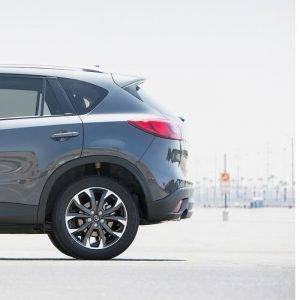 Inteligentny system otwierania i zamykania klapy bagażnika Mazda CX 5 2012 - 2016