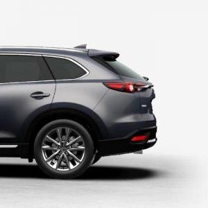 Inteligentny system otwierania i zamykania klapy bagażnika Mazda CX 9 2017 >