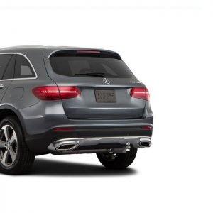Inteligentny system otwierania i zamykania klapy bagażnika Mercedes GLC 2016 >