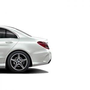 Inteligentny system otwierania i zamykania klapy bagażnika Mercedes C 2015 - 2016