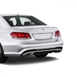 Inteligentny system otwierania i zamykania klapy bagażnika Mercedes E 2016 >