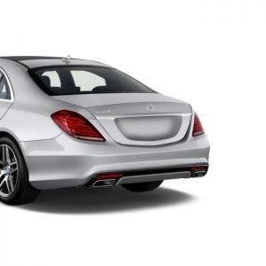 Inteligentny system otwierania i zamykania klapy bagażnika Mercedes S 2015 >