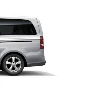 Inteligentny system otwierania i zamykania klapy bagażnika Mercedes Vito 2014 >