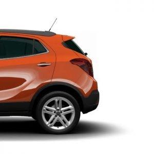 Inteligentny system otwierania i zamykania klapy bagażnika Opel Mokka 2013 - 2016