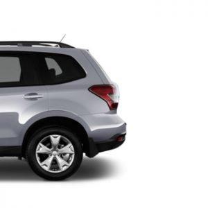 Inteligentny system otwierania i zamykania klapy bagażnika Subaru Forester 2013 - 2016