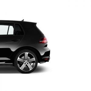 Inteligentny system otwierania i zamykania klapy bagażnika VW Golf VII