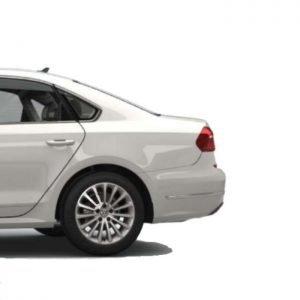 Inteligentny system otwierania i zamykania klapy bagażnika VW Passat 2017 >
