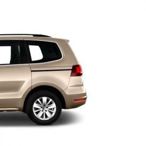 Inteligentny system otwierania i zamykania klapy bagażnika VW Sharan 2010 >