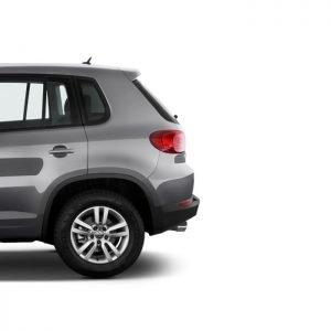 Inteligentny system otwierania i zamykania klapy bagażnika VW Tiguan 2007 - 2016