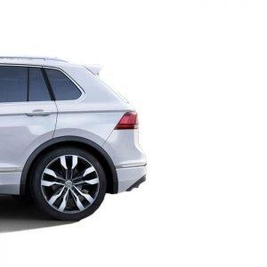 Inteligentny system otwierania i zamykania klapy bagażnika VW Tiguan 2017 >