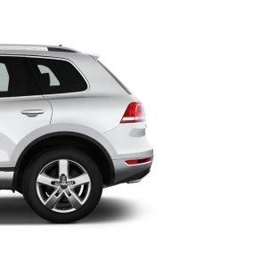 Inteligentny system otwierania i zamykania klapy bagażnika VW Touareg 2010 - 2018