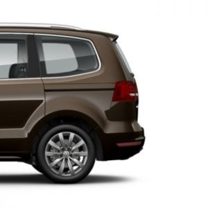Inteligentny system otwierania i zamykania klapy bagażnika VW Touran 2015 >