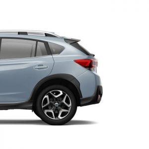 Inteligentny system otwierania i zamykania klapy bagażnika Subaru XV 2018 >
