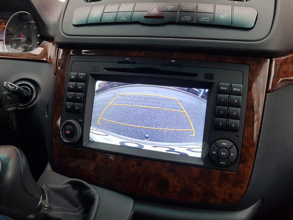 V&S Nawigacja Mercedes Vito, Viano, Sprinter R-Line + PL