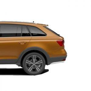Inteligentny system otwierania i zamykania klapy bagażnika VW C-TREK 2016 >