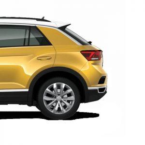 Inteligentny system otwierania i zamykania klapy bagażnika VW T-ROC 2018 >
