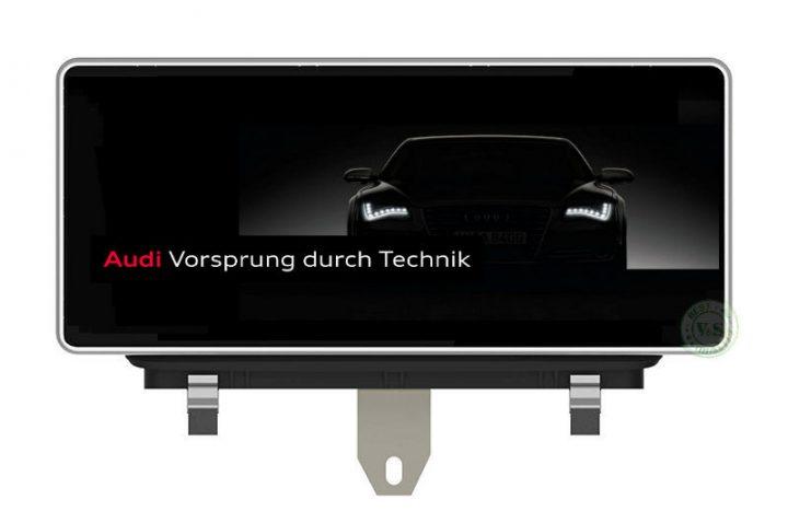 V&S Nawigacja Audi Q3 IPS 10,1 cali R - Line + PRO 2009 - 2015
