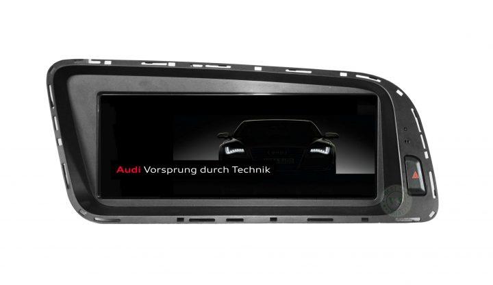V&S Nawigacja Audi Q5 IPS 10,1 cali R - Line + PRO 2009 - 2016