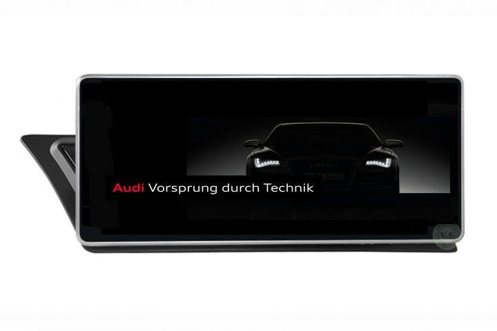 V&S Nawigacja Audi A4 IPS 10,1 R - Line + PRO 2008 - 2015