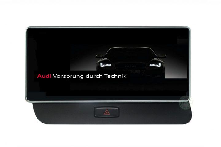 V&S Nawigacja Audi Q5 IPS 10,1 R - Line + PRO 2009 - 2015