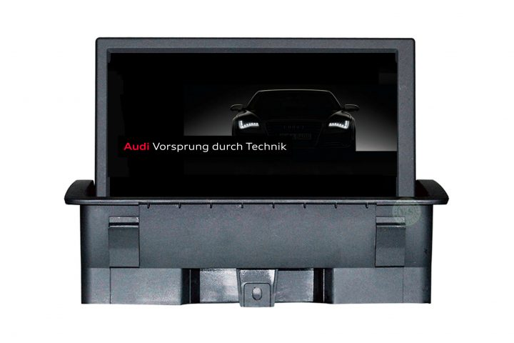 V&S Nawigacja Audi A1 IPS 8 cali R - Line + PRO 2010 >