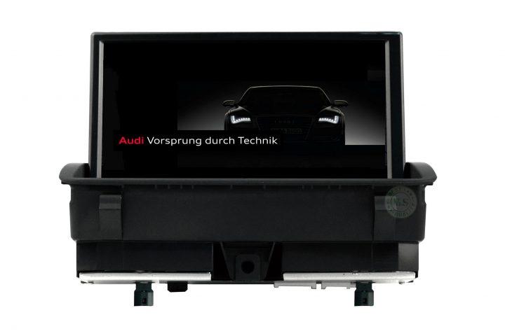 V&S Nawigacja Audi Q3 IPS 8 cali R - Line + PRO 2011 >
